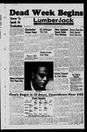 The Lumberjack, May 24, 1963