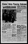 The Lumberjack, November 01, 1963