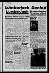 The Lumberjack, November 15, 1963