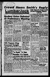 The Lumberjack, November 22, 1963
