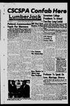 The Lumberjack, October 11, 1963