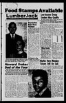 The Lumberjack, October 18, 1963