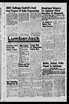 The Lumberjack, October 25, 1963