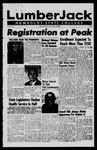 The Lumberjack, September 20, 1963