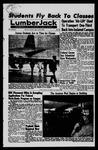 The Lumberjack, January 08, 1965