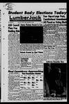 The Lumberjack, January 15, 1965