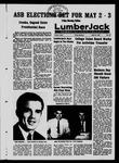 The Lumberjack, April 21, 1967