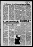 The Lumberjack, December 08, 1967