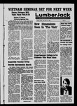 The Lumberjack, February 17, 1967