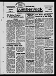The Lumberjack, March 17, 1967
