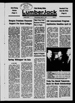 The Lumberjack, March 31, 1967