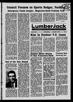 The Lumberjack, November 10, 1967