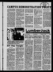 The Lumberjack, November 17, 1967