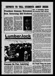 The Lumberjack, September 21, 1967