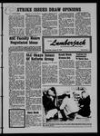 The Lumberjack, January 29, 1969