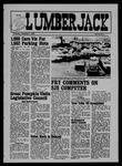 The Lumberjack, November 05, 1969
