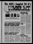 The Lumberjack, November 12, 1969