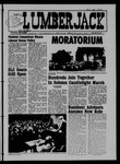 The Lumberjack, October 22, 1969