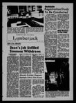 The Lumberjack, April 07, 1971