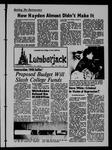 The Lumberjack, February 24, 1971