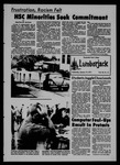 The Lumberjack, January 13, 1971