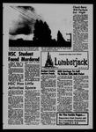 The Lumberjack, March 03, 1971