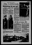 The Lumberjack, November 03, 1971