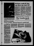 The Lumberjack, May 23, 1973