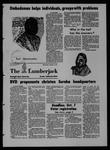 The Lumberjack, October 03, 1973