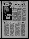 The Lumberjack, October 24, 1973