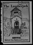 The Lumberjack, September 19, 1973