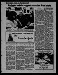 The Lumberjack, January 15, 1975