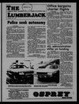 The Lumberjack, November 19, 1975