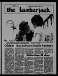 The Lumberjack, April 20, 1977