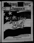 The LumberJack, September 28, 1994