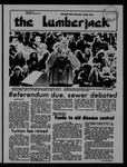 The Lumberjack, March 09, 1977