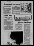 The Lumberjack, November 02, 1977