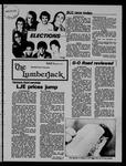 The Lumberjack, November 30, 1977
