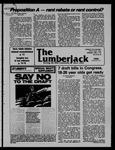 The Lumberjack, April 11, 1979