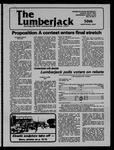 The Lumberjack, April 18, 1979