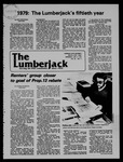 The Lumberjack, January 17, 1979