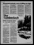 The Lumberjack, January 24, 1979