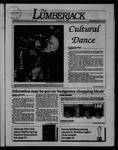 The LumberJack, March 23, 1994