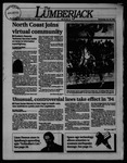 The LumberJack, January 26, 1994