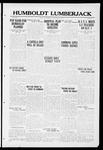 Humboldt Lumberjack, September 29, 1932