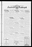 Humboldt Lumberjack, November 22, 1934