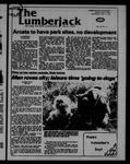 The Lumberjack, February 11, 1981