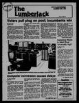 The Lumberjack, November 04, 1981
