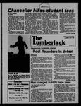 The Lumberjack, November 11, 1981