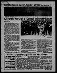 The Lumberjack, October 14, 1981